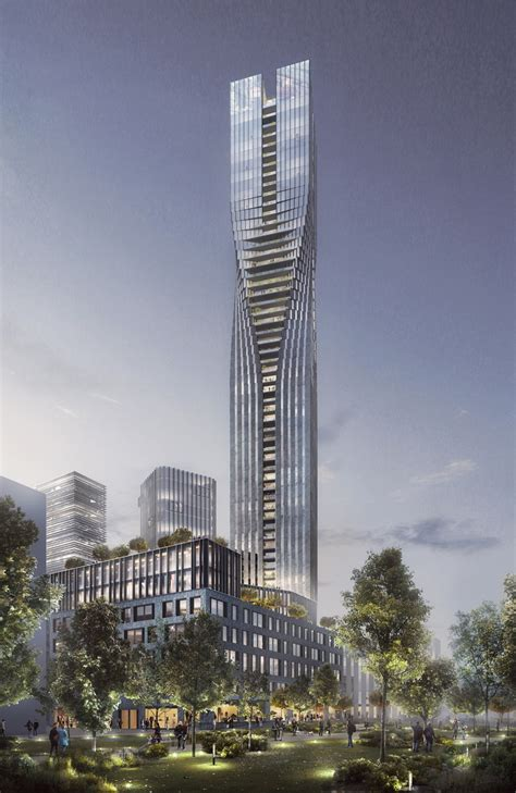 SOM and Entasis Win International Design Competition for