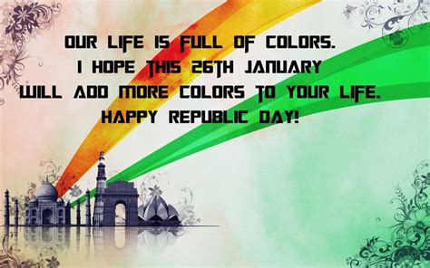 Happy Republic Day 2020 Quotes Wishes in English