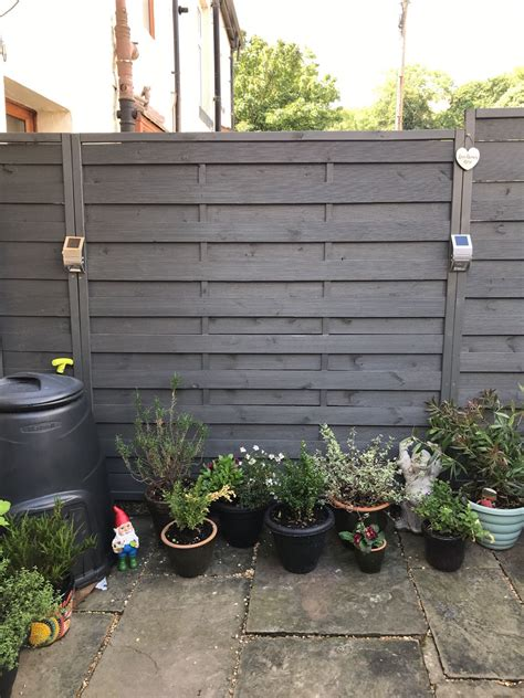 Quality B & Q Fence panels in Rossendale for £15