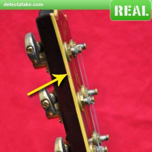 How to spot fake: Gibson Guitars - 9 Steps (With Photos)