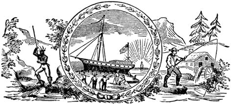Seal of New Hampshire | ClipArt ETC