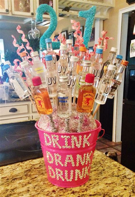44 best images about Alcohol Theme Birthday Party Ideas on