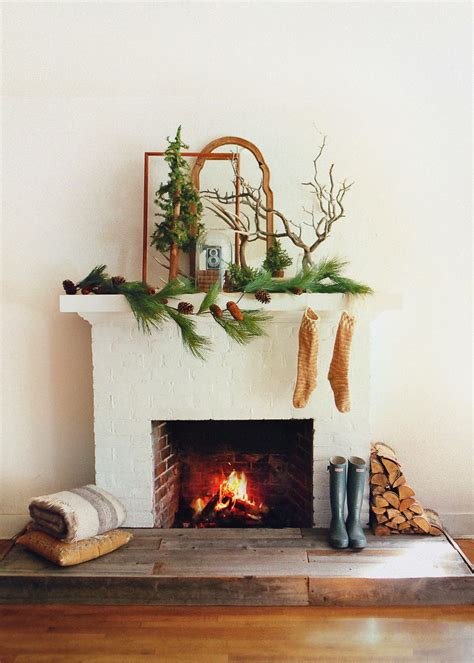A Cozy and Neutral Christmas Inspo
