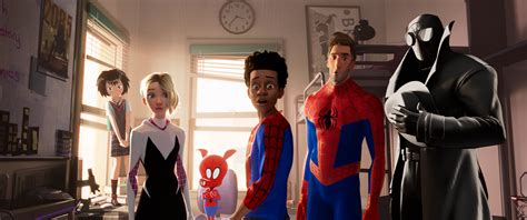 Spider-Man: Into the Spider-Verse Footage Review: We Saw