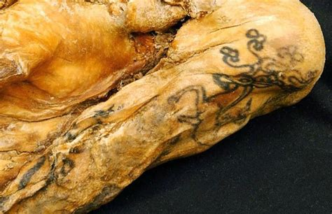 MONGOLS CHINA AND THE SILK ROAD : Amazing tattoos covered