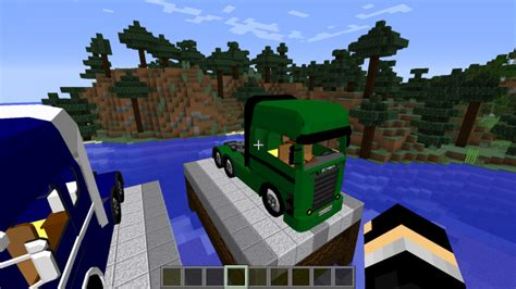 Gold's Vehicle Pack For Flansmod Minecraft Mod