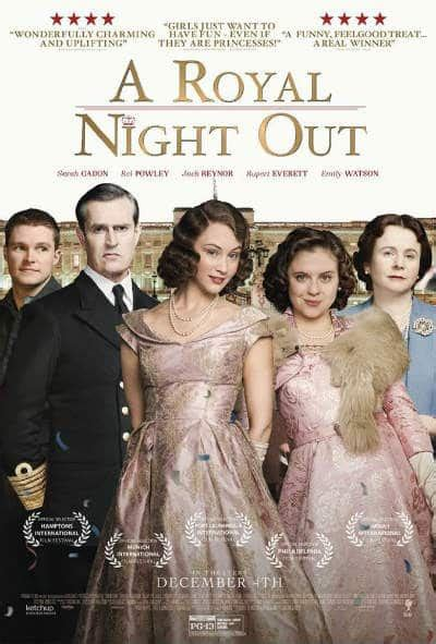 A Royal Night Out Review – A Romantic Period Drama About