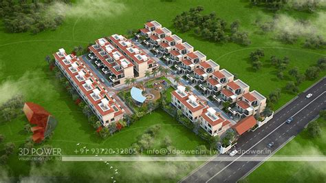 Gallery - 3D Architectural Rendering Services - 3D