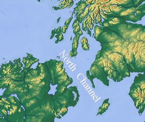 North Channel (Great Britain and Ireland) - Wikipedia