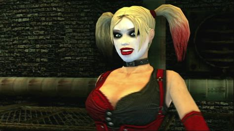 Batman Arkham City Lockdown Harley Quinn Boss Fight - YouTube