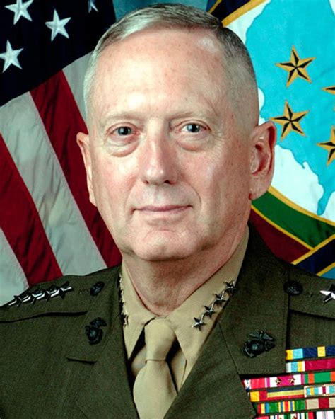 Mattis tapped to replace Petraeus at the helm of Central