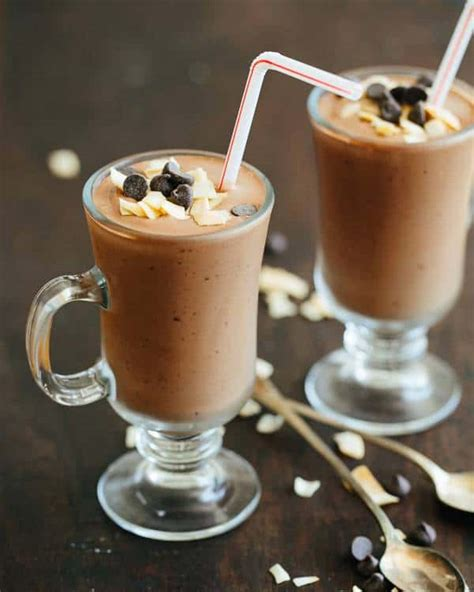 7 Milkshakes That Make Soy and Almond Milk More Exciting
