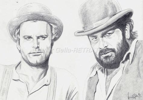 *-*Terence Hill, Bud Spencer by JumpingJack | Terence hill