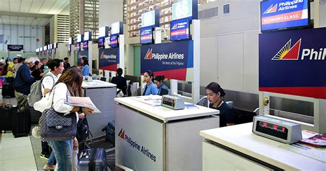 Manila Airport lays foundations for self-service check-in