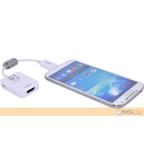 NEW MHL to HDMI HDTV Adapter For Samsung Galaxy TAB 3 SM