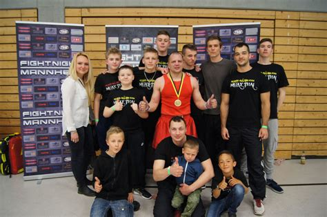 Deutsche Amateur Muay Thai Meisterschaft, 21