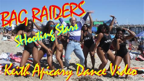 Keith Apicary Stars In The Official Dance Video For
