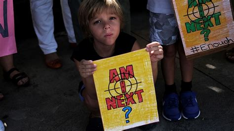 Gun violence in the US is a human rights crisis: Amnesty