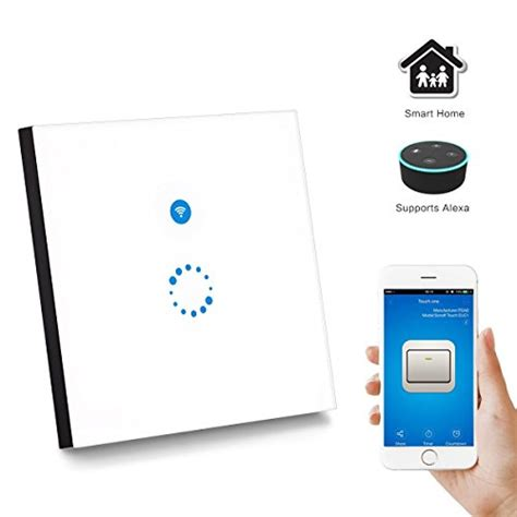 MiMoo Smart Wireless Wifi Schalter, Fernbedienung Smart