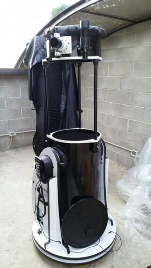 """VENDO: Dobson Skywatcher 14"""" 355mm F4,5 Go-To 