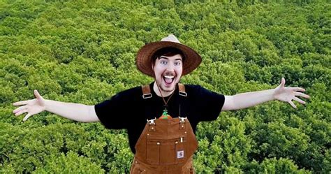600 YouTubers Pledge To Plant 20 Million Trees Together To