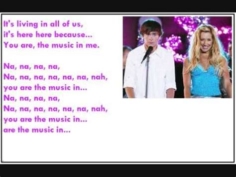 High School Musical - You are the music in me (Sharpay