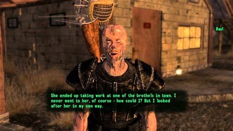 Fallout New Vegas - Raul Tejada's Story Part 2 + Glitch