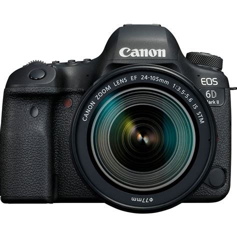 Canon EOS 6D Mark II with 24-105mm f3