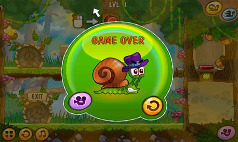 Free The Snail Bob 5 APK Download For Android   GetJar