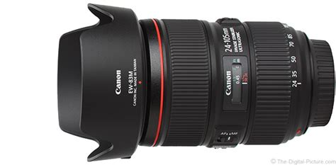 Canon EF 24-105mm f/4L IS II USM Lens Review
