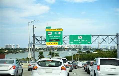 Miami Airport To Key West Tolls