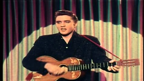 Elvis Presley Blue Suede Shoes First Screen Test 03Apr1956