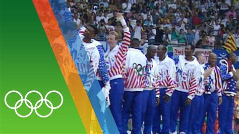 The Dream Team's Basketball gold at Barcelona 1992 | Epic