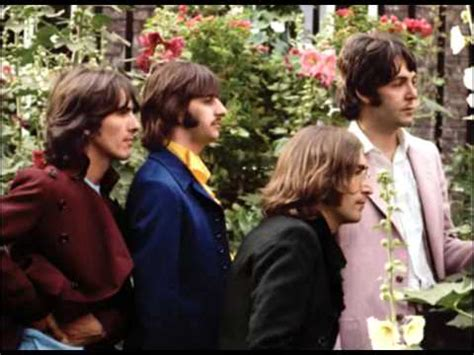 The Beatles - Everybody's Got Something to Hide Except Me