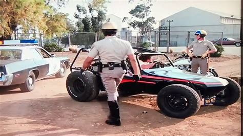 CHiPs Film Locations- Then & Now- Dune Buggy Chase pt 2