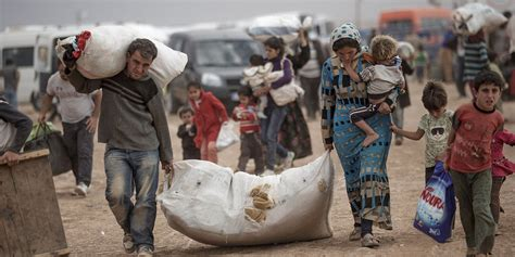 The World's Refugees: In Need of Hope   HuffPost