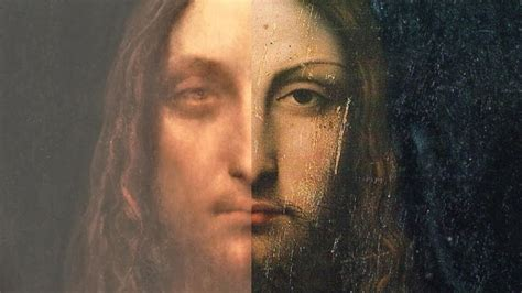 Why Da Vinci's lost painting just sold for 450 million