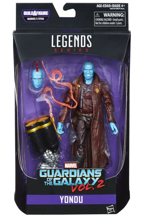 2017 Marvel Legends Guardians of the Galaxy Wave 1 Photos