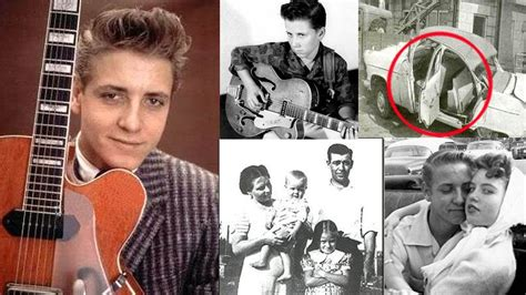 Unknown Surprising Facts About Eddie Cochran    Pastimers