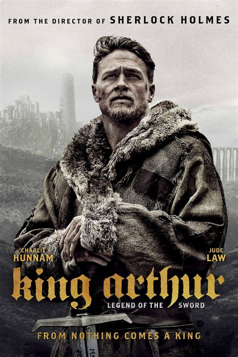 King Arthur: Legend of the Sword (2017) - Posters — The