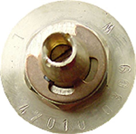 GROHE Thermoelement 47010 für DN 15 Grohmix Thermostat