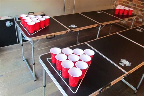 Portable Beer Pong Table | Tracy Hunter | Flickr