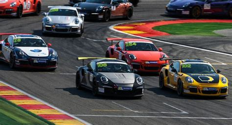 Porsche Sports Cup | Circuit of Spa-Francorchamps