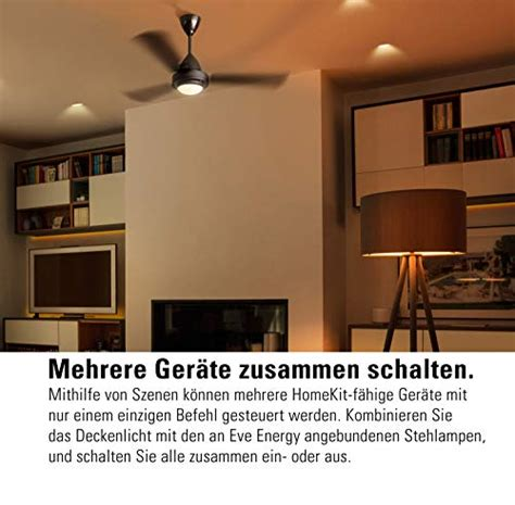 Eve Light Switch - Smarter Lichtschalter mit Apple HomeKit