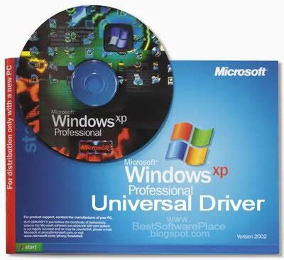 Best Software Place: Universal Driver 100,000