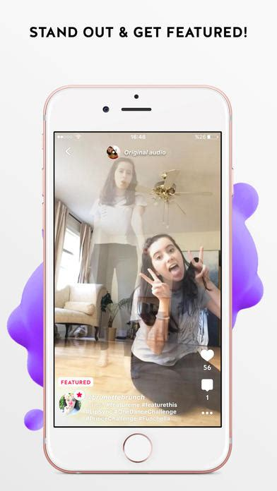 Funimate video editor: add cool effects to videos for iOS