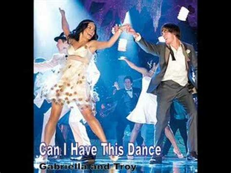 High School Musical 3 - Can I Have This Dance (FULL