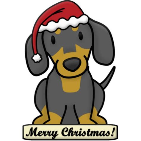 dachshund christmas clipart 20 free Cliparts | Download