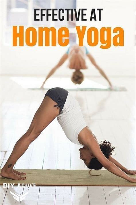 Effective At Home Yoga Routine | Fitness Calisthenics