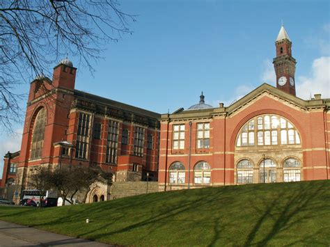 South side of the Aston Webb building,